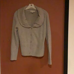 Sarah Spencer's Angiora and Lambs Wool sweater szM